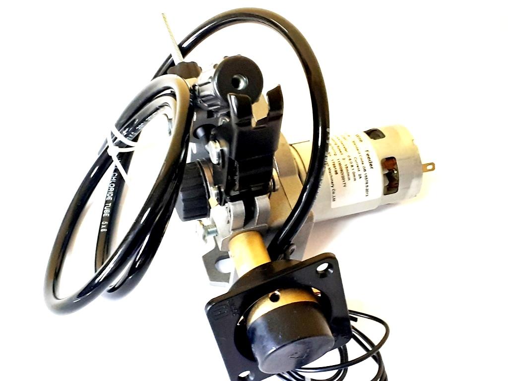 Механизм подачи сварочной проволоки  WIRE FEEDER SSJ29 c адаптером