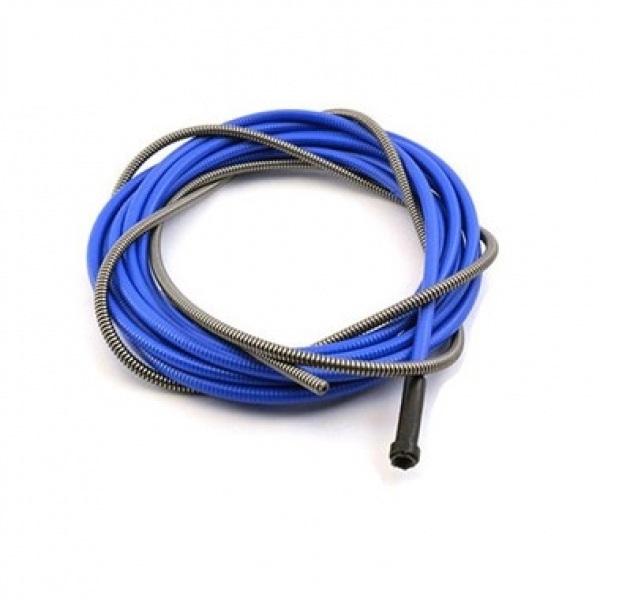 Спираль подающая (синяя)  1,5/4,5/340mm