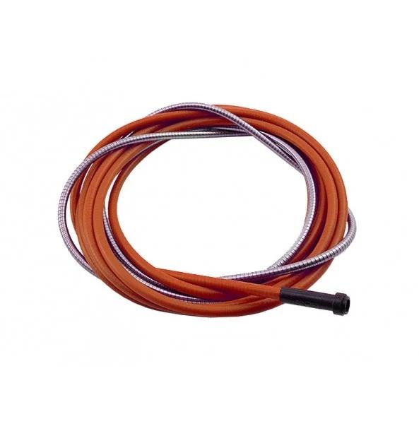 Спираль подающая (красная)  2,0/4,5/440mm