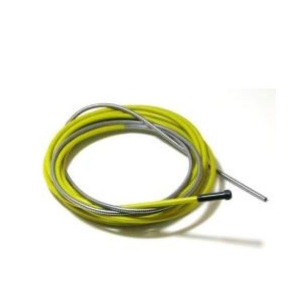 Спираль подающая (желтая)  2,5/4,5/540mm