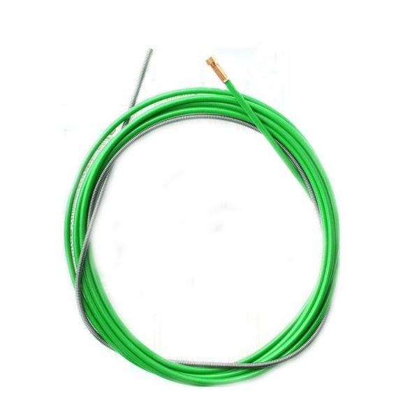 Спираль подающая (зеленая)  3,0/5,0/540mm