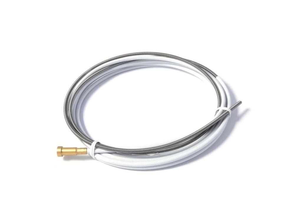 Спираль подающая (белая)  2,2/6,0/340mm