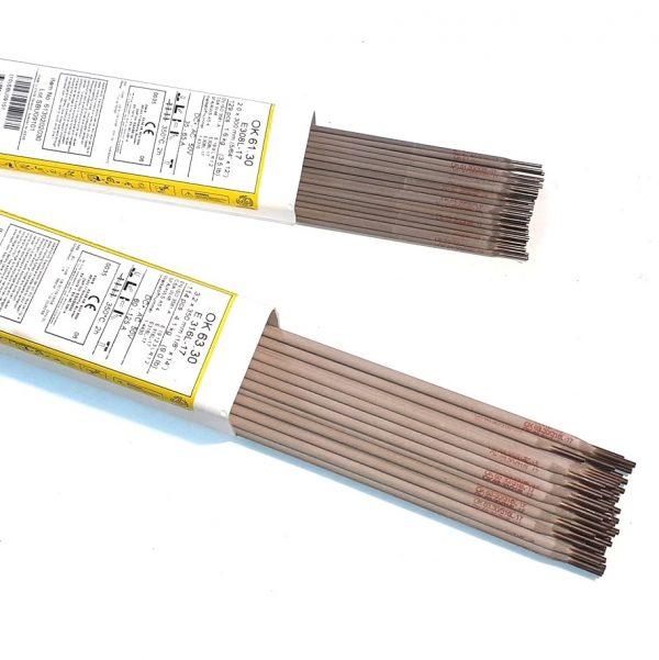 Електроди для зварювання високолегованих сталей
