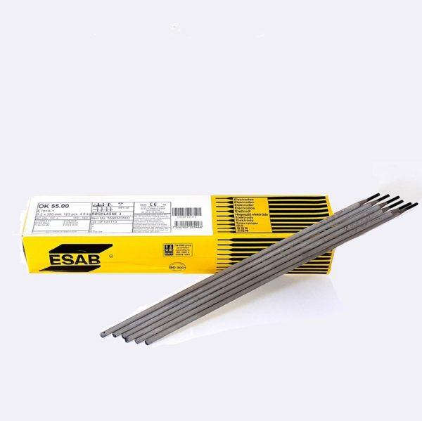 Электрод для стали, OK55.00 д. 2,5 мм.
