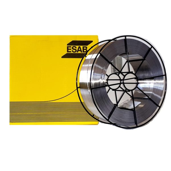 Проволока сварочная неомеднённая OK ARISTOROD 12.50 AWS: ER70S-6 / EN ISO: G 3SI1 1,2 мм