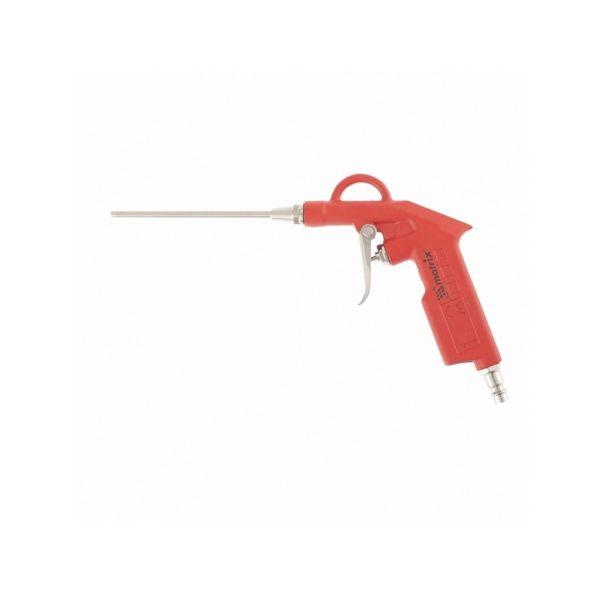 Пистолет продувочный с удлиненным соплом, пневматический, 135 мм // MTX