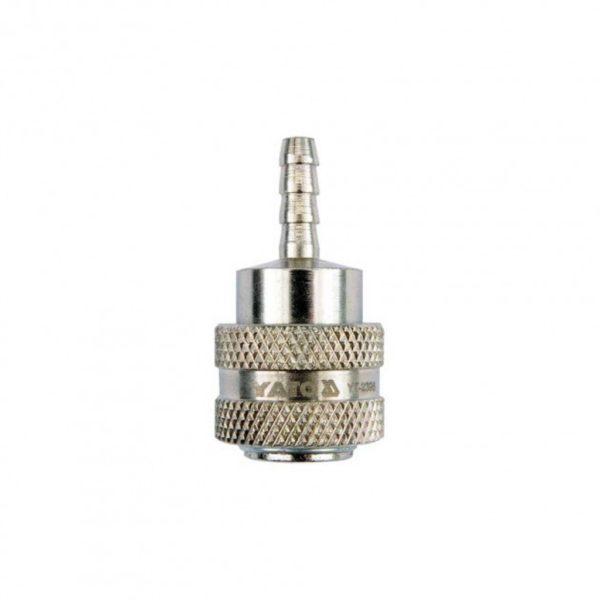Быстроразъемное соединение (гнездо) для шланга 12,5 мм YT-2398