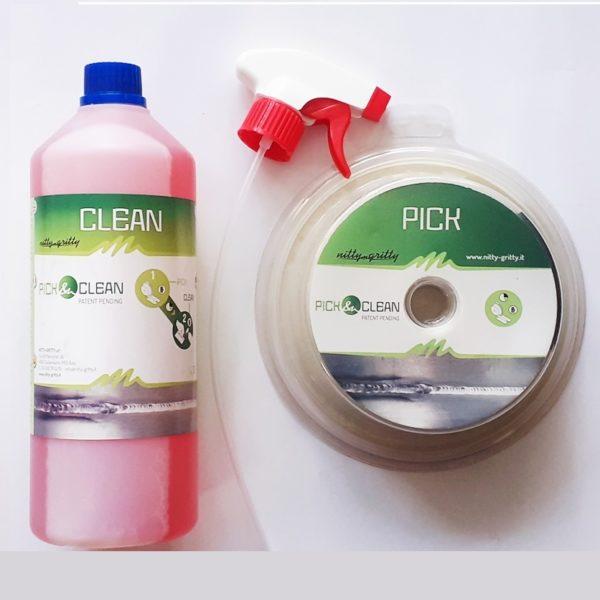 Средство для очищения сварочного шва Pick Clean
