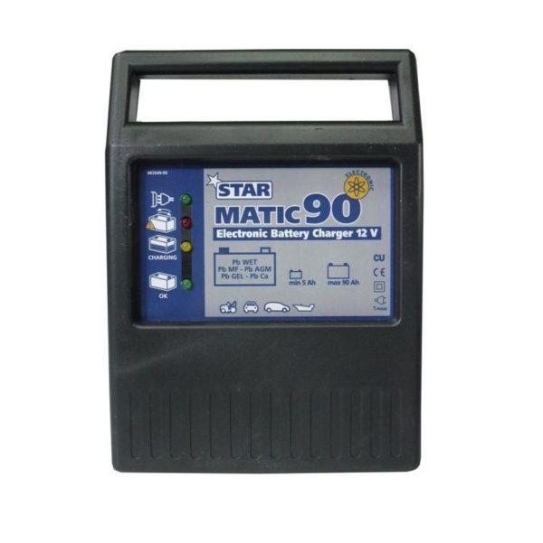 Автоматичний зарядний пристрій MATIC 90