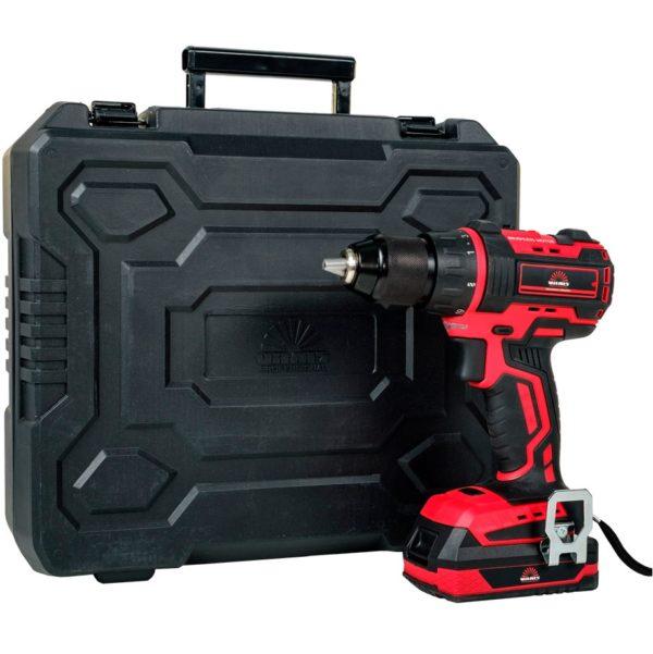 Дрель-шуруповерт аккумуляторная AUpc 18/4tli Brushless kit