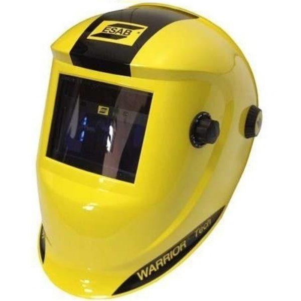 Маска зварювальника ESAB WARRIOR Tech Yellow