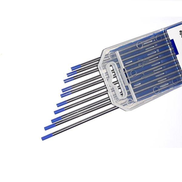 Вольфрамовый электрод WL-20 (с оксидом лантана) д. 2,4 мм.