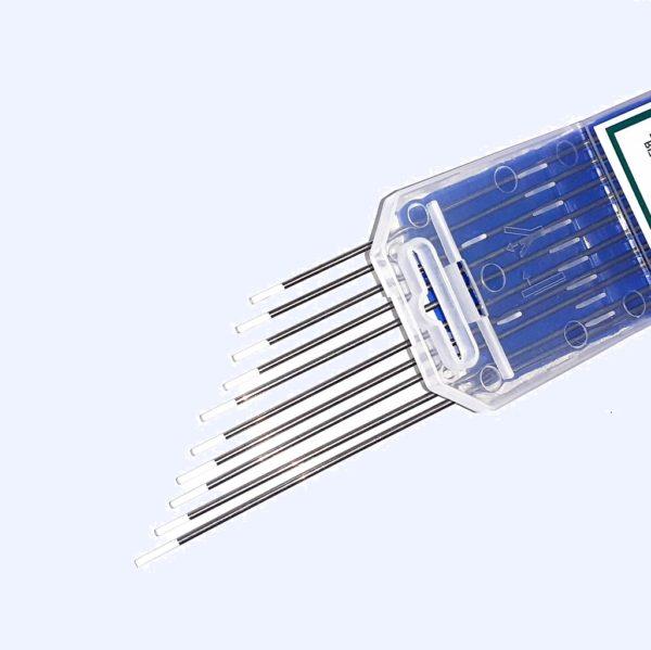 Вольфрамовый электрод WZr-8 (с оксидом циркония) д. 2,4 мм.