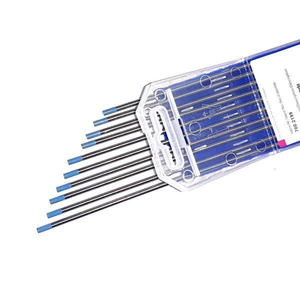 Вольфрамовый электрод WR-2 (с оксидом лантана) д. 1,0 мм.