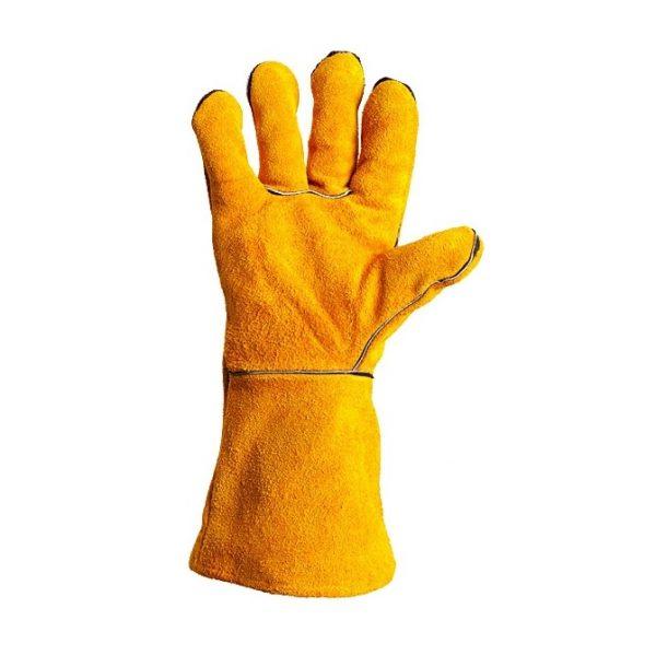 Краги жёлтые D-FLAME