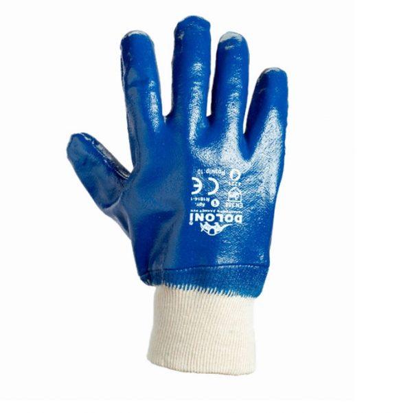 Перчатки рабочие нитриловые D-OIL N1614-1 Долоні