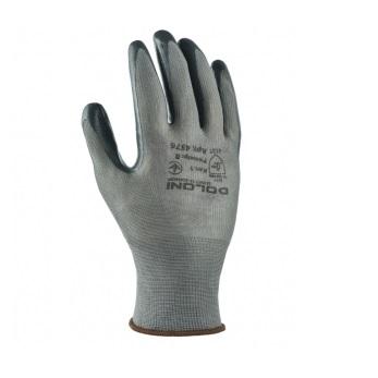 Перчатки трикотажные с нитриловым покрытием D-OIL 4577