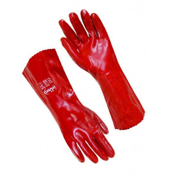Перчатки МБС PVC