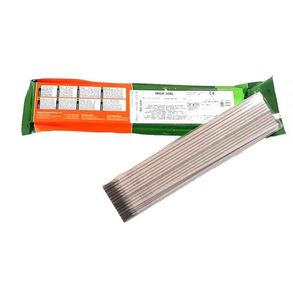 Электрод для нержавейки INOX 308L, д.2.5х300, 1.4 кг. VP